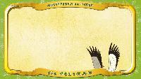 Мультипедия животных Немецкий алфавит Немецкий алфавит - Multipedia der Tiere. Buchstabe P - die Pelikan