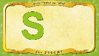 Мультипедия животных Немецкий алфавит Немецкий алфавит - Multipedia der Tiere. Buchstabe S - der Specht