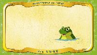 Мультипедия животных Немецкий алфавит Немецкий алфавит - Multipedia der Tiere. Buchstabe U - die Unke