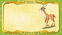 Мультипедия животных Українська абетка Українська абетка - Літера А - Антилопа