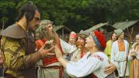 Нереальная история Деревня Хитропоповка Русский люд пить бросает!