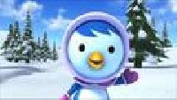 Пингвиненок Пороро Сезон-2 Домик для Петти