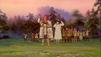 Покахонтас Сезон 1 Солнечная тень