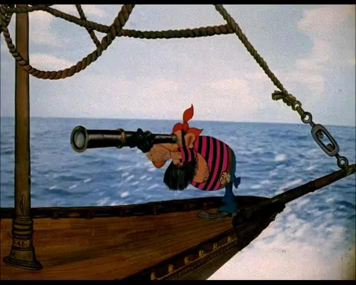 Приключения Капитана Врунгеля Приключения Капитана Врунгеля Серия 13