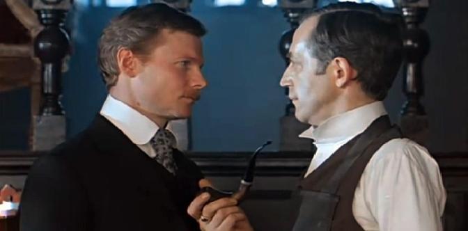 Приключения Шерлока Холмса и доктора Ватсона смотреть