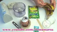 Roman Ursu Поделки своими руками Поделки своими руками - Как сделать банановое мороженое