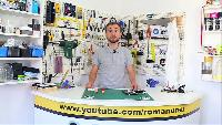 Roman Ursu Поделки своими руками Поделки своими руками - Как сделать нож для пиццы из жесткого диска/HDD Нож