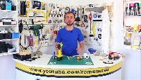 Roman Ursu Поделки своими руками Поделки своими руками - Как сделать станок для взбивания яиц в скорлупе своими руками