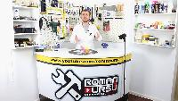 Roman Ursu Поделки своими руками Поделки своими руками - Как сделать Воздушный Моторчик из трубочек своими руками