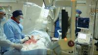 Сердечный клапан. Тема: Уникальная операция по замене клапанов без скальпеля и искусственного кровообращения