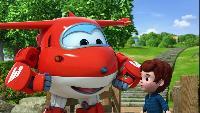 Супер Крылья: Джетт и его друзья Сезон-1 Проблемы с пузырями