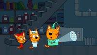 Три кота 3 сезон 116 серия. Закон экономии