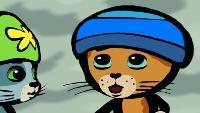 Три котёнка Сезон 3 Серия 9. Я соседей уважать привык