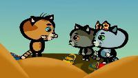 Три котёнка Сезон 4 Серия 6. Не уходи с незнакомыми
