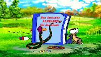 Уроки тетушки совы Немецкий алфавит Немецкий алфавит - Буква W
