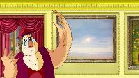 Уроки тетушки совы Всемирная картинная галерея Всемирная картинная галерея - Архип Куинджи