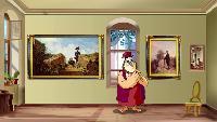 Уроки тетушки совы Всемирная картинная галерея Всемирная картинная галерея - Карл Шпицвиг