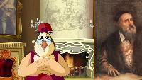 Уроки тетушки совы Всемирная картинная галерея Всемирная картинная галерея - Тициан Вечеллио