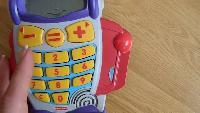 Видео обзоры игрушек - Англоязычный калькулятор Fisher Price