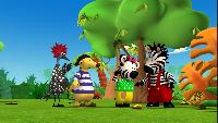 Зигби знает всё Сезон-1 Манговые деревья