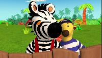 Зигби знает всё Сезон-1 Похититель овощей